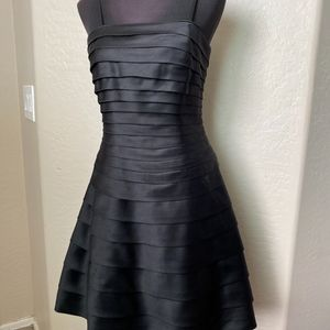 Cache Strapless dress